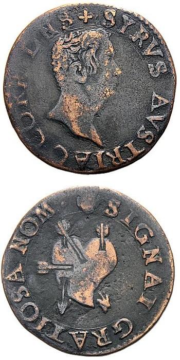 Il soldo senza data di Correggio col cuore trafitto da quattro frecce sul roverscio: un rebus numismatico