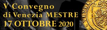 V Convegno fil num di Venezia - Mestre 17 ottobre 2020