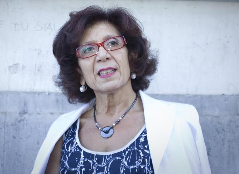Maria Caltabiano, esponente di punta del mondo numismatico universitario italiano, nota in tutto il mondo come organizzatrice del XV CIN di Taormina