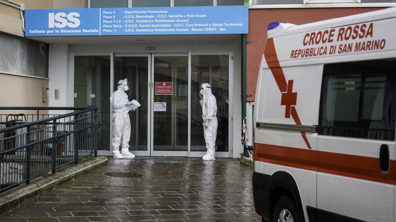 Centinaia tra medici, infermieri, operatori sanitari, volontari specializzati e personale delle forze dell'ordine si sono mobilitati a San Marino nei mesi dell'emergenza coronavirus: in loro onore, e a favore dell'ISS, viene emessa la nuova 10 euro del Titano