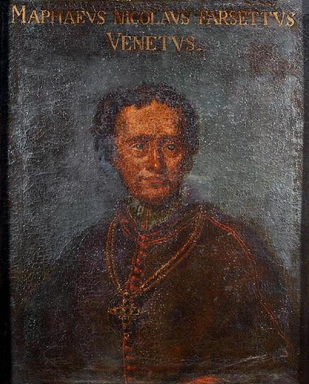 Maffeo Nicolò Farsetti, governatore del Conclave nella Sede vacante dle 1724