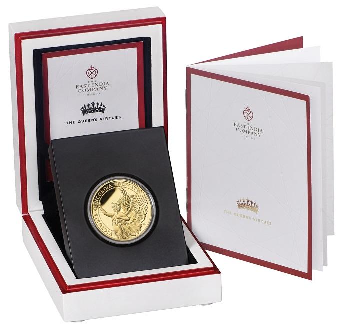 Il packaging delle monete di Saint Helena è all'altezza della loro preziosa rarità: si tratta tuttavia di coniazioni per pochi, sia per prezzo che per tiratura