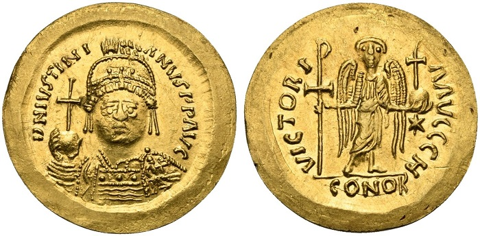 corona imperiale bizantina