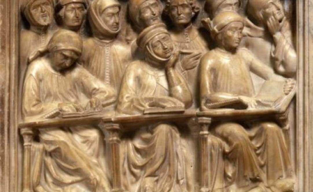 """Lo """"Studium"""" bolognese nel medioevo, un fiorente centro di sapere"""