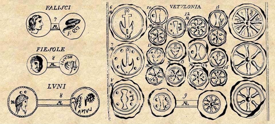 Monete etrusche