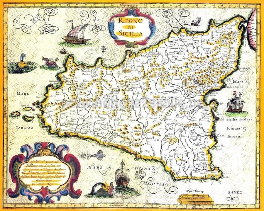 """All'inizio del XIX secolo la Sicilia versava in uno stato di disordine monetario, specie per quanto riguarda la moneta """"bassa"""" e le coniazioni in rame del 1814-1816 furono pensare per risolvere questo problema"""