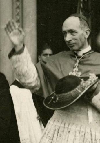 """In polemica con il regime, il cardinale Schuster """"disertò"""" la cerimonia di inaugurazione della Stazione centrale"""