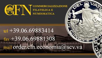 Commercializzazione Filatelica e Numismatica Vaticana