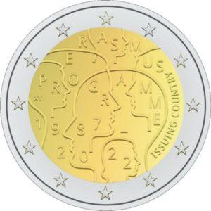 2 euro Erasmus 2022, proposta 1