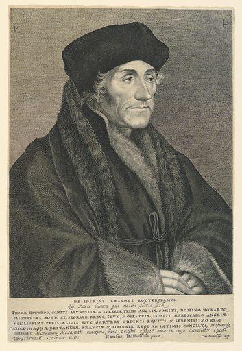Teologo, umanista, filosofo e saggista olandese, Erasmo da Rotterdam (1466-1536) ha dato il nome nel 1986, al programma di interscambio universitario europeo oggi divenuto, grazie alle tecnologie digitali, Erasmus+