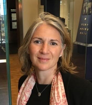 La professoressa Arianna D'Ottone Rambach, esperta di Islam e monete e relatrice, il 6 marzo prossimo, con il professor Antonio Iurilli