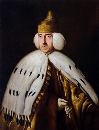 Ludovico Manin (1726-1802), ultimo doge di Venezia