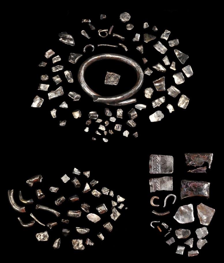 denaro sporco argento egitto