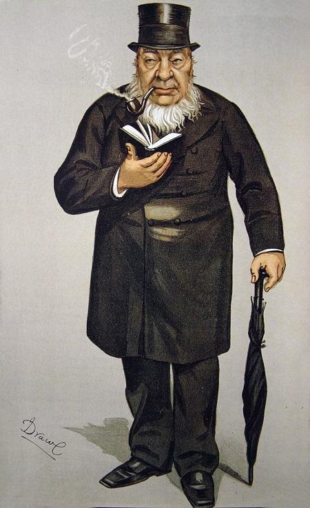 Paul Kruger (1825-1904), leader della resistenza boera contro il governo britannico del Sudafrica e presidente della Repubblica del Transvaal