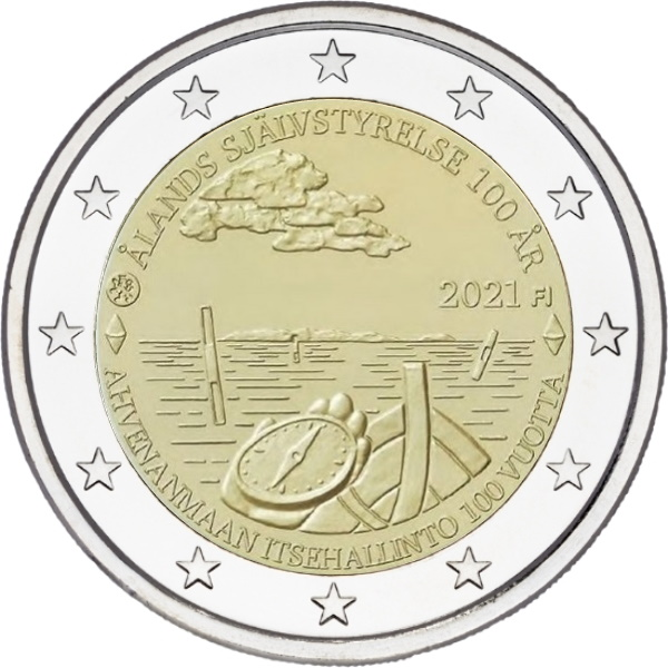Smilitarizzate, disseminate nel Golfo di Botnia, le Åland sono una regione autonoma della Finlandia nata cento anni fa e oggi celebrata in moneta