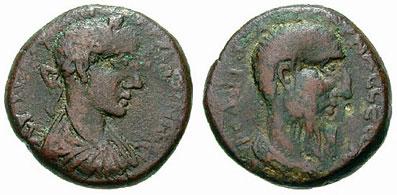 """Col suo stile poco curato, l'ultima moneta dedicata al celeberrimo autore de """"Le Storie"""", coniata sotto Gordiano III, testimonia la fase di declino in cui versa l'Impero Romano nel IV secolo"""