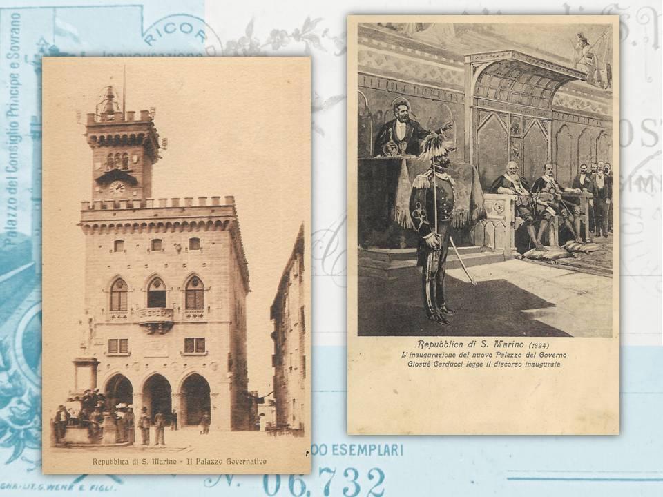 Palazzo del Governo di San Marino