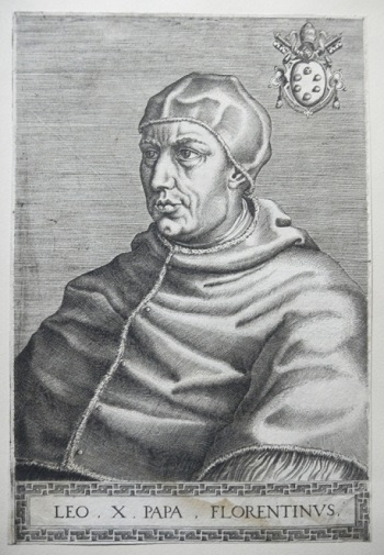 Leone X Medici, papa dal 1513 al 1521, è protagonista della speciale moneta bimetallica da 5 euro che arricchisce la divisionale vaticana 2021, ricorrenza del settimo centenario della sua morte