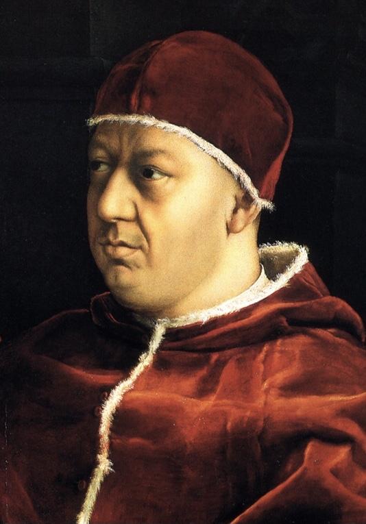 Pontefice simbolo del Rinascimento, papa Leone X Medici moriva due secoli fa e oggi il Vaticano lo ricorda con una moneta bimetallica da 5 euro