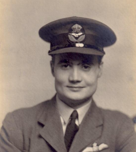 Il capitano della RAF Brina Kingcome, le cui decorazioni sono andate all'asta da Dix Noonan Webb