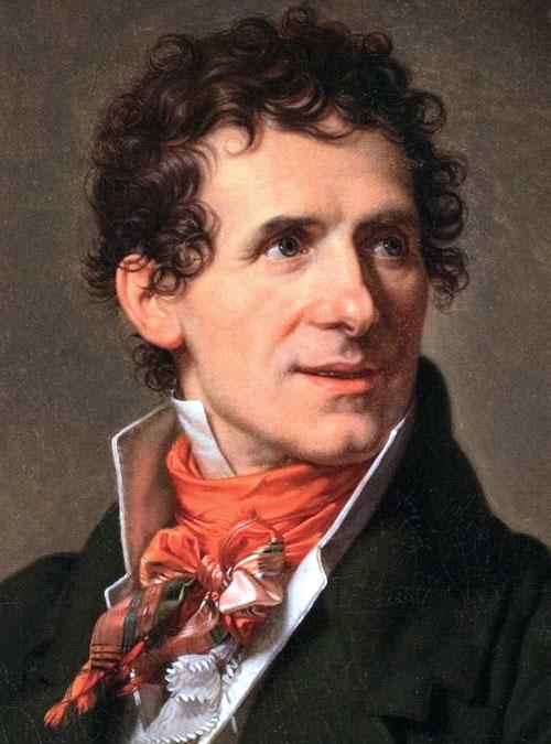 """Antonio Canova (1757-1822) è stato uno dei  massimi scultori e pittori italiani, maestro del Neoclassicismo in scultura e soprannominato per questo """"il nuovo Fidia"""""""
