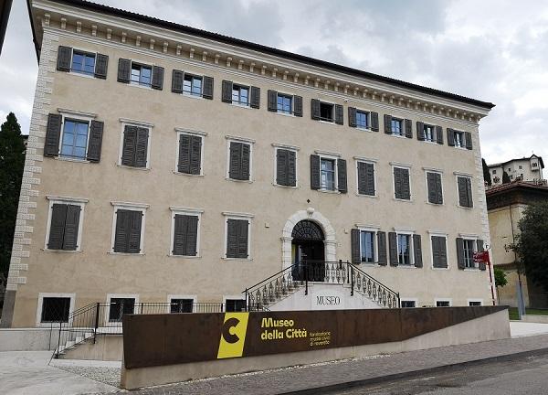Completamente ristrutturato, risalente al XVIII secolo, Palazzo Schicardt dal 2019 è sede Museo della Città di Rovereto