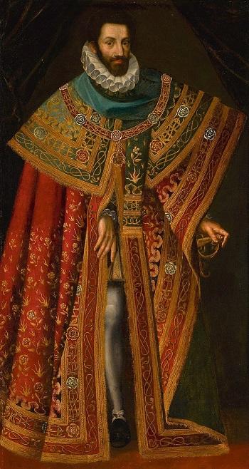 """Emanuele Filiberto, duca di Savoia e primo nella dinastia a mostrare """"simpatia"""" per la numismatica e la medaglistica come forme di collezionismo"""