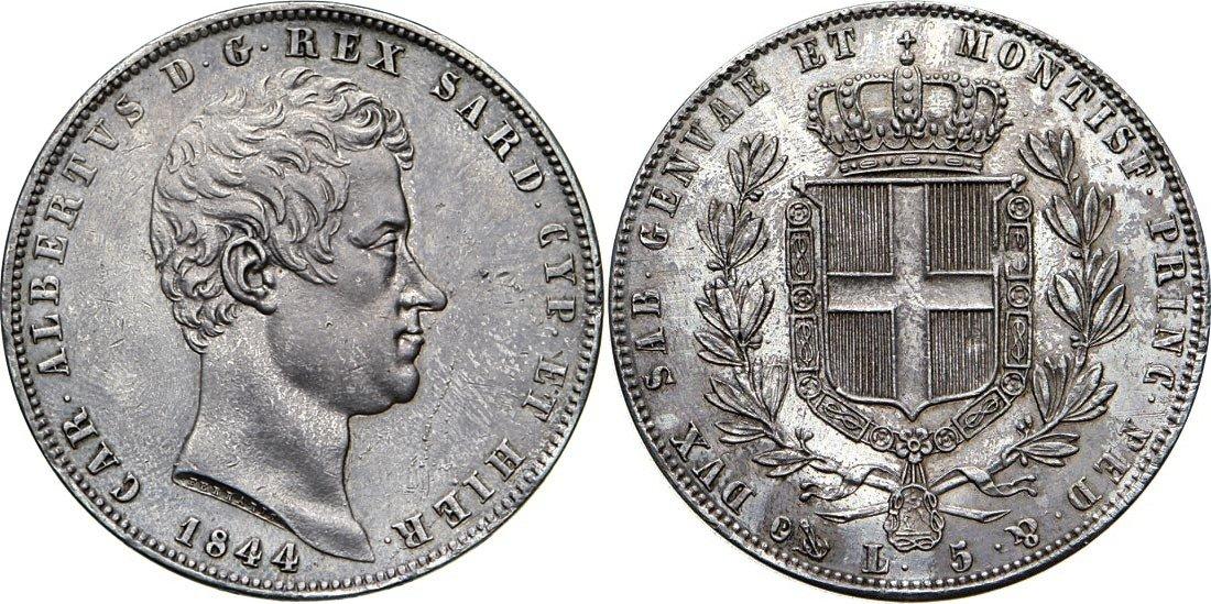 E' merito di Carlo Alberto (1831-1849) non solo l'arricchimento della collezione numismatica reale, ma anche l'istituzione di quella sfragistica comprendente tutti i sigilli di Casa Savoia