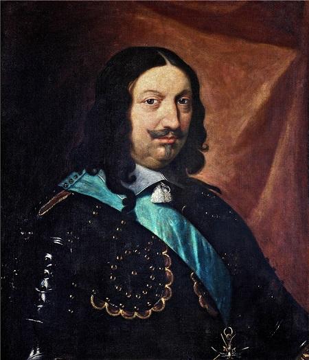 Onorato II Grimaldi, primo della dinastia a fregiarsi del titolo di principe di Monaco