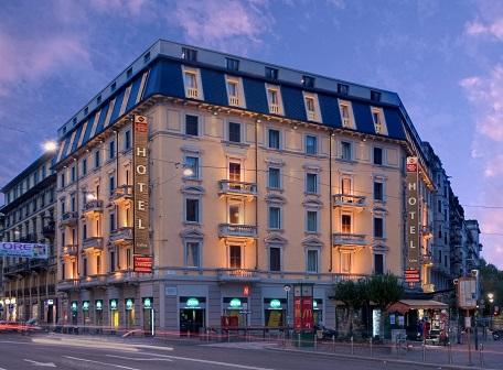 L'Hotel Galles in Piazza Lima sarà la sede della manifestazione Milano Numismatica del 16 ottobre 2021