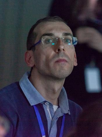 Luca Gianazza, ricercatore numismatico indipendente e fra i relatori delle conferenze in programma a Novi Ligure